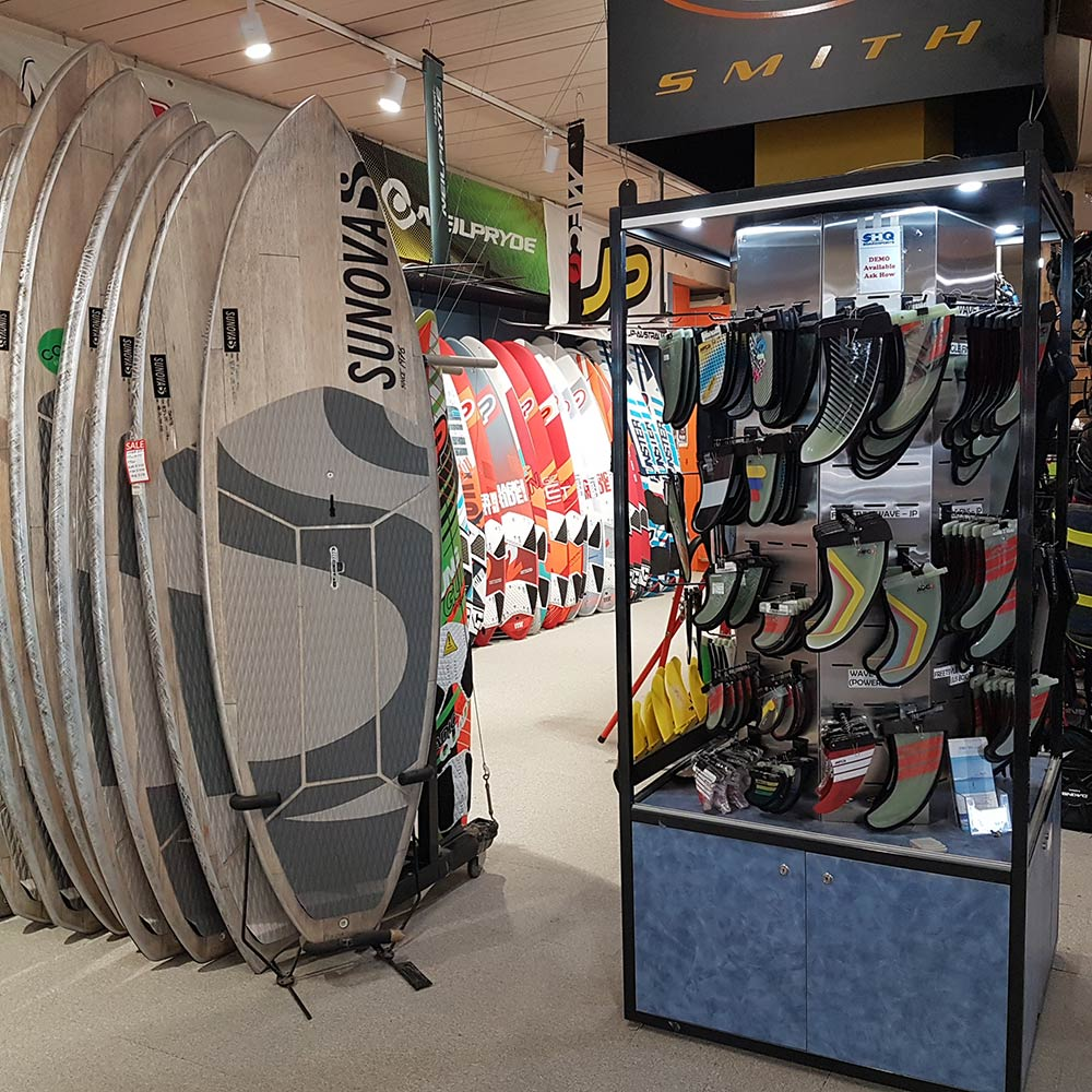 shq windsurfing shop melbourne