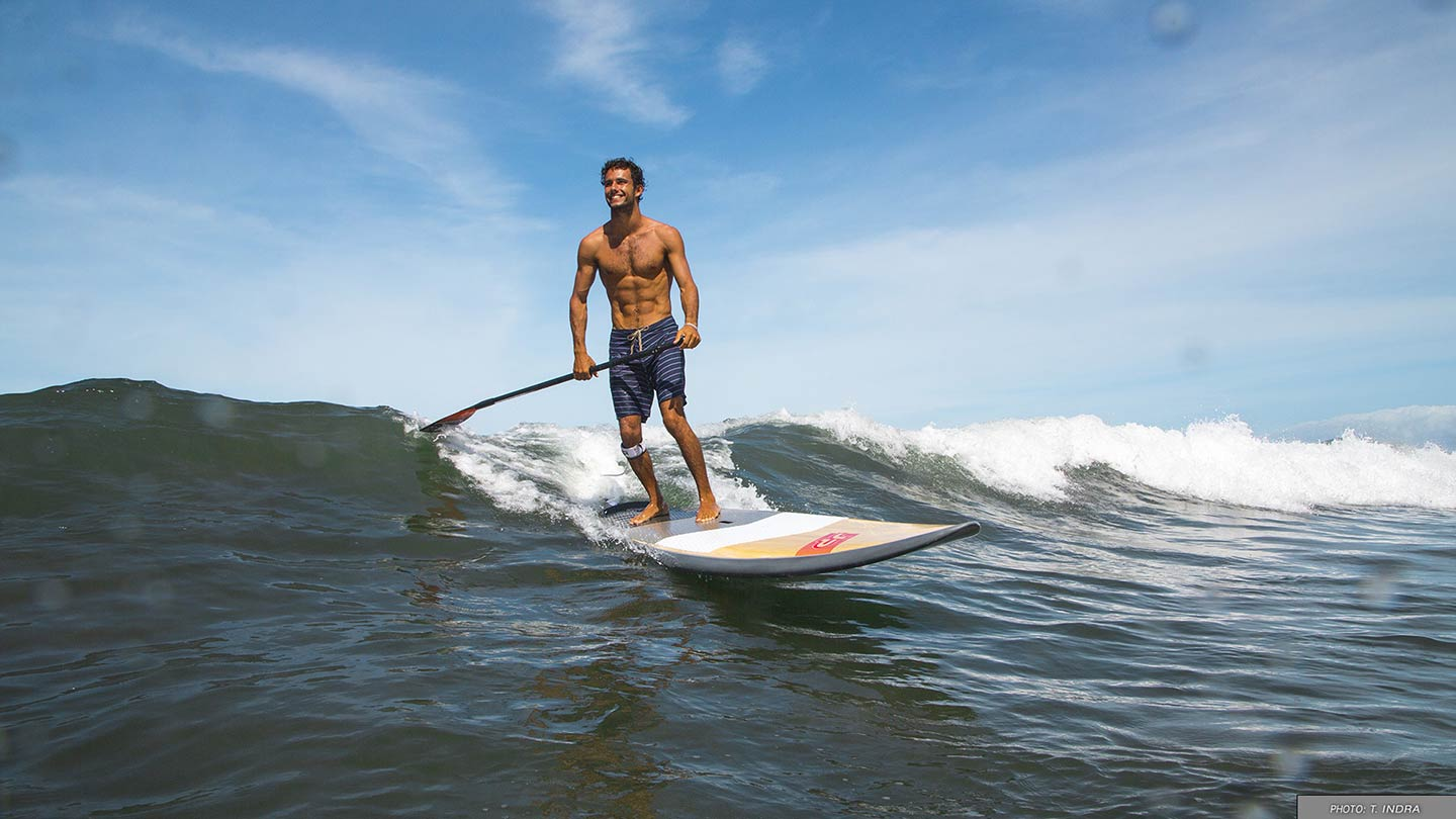 Stand Up Paddle Boarding In Melbourne