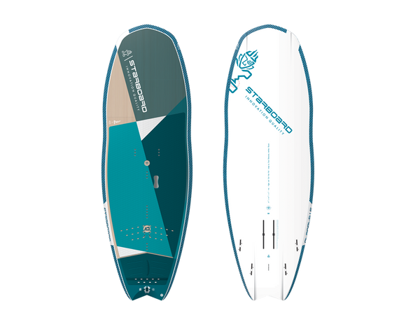 2021 Starboard HYPER NUT SURF AND FOIL STARLITE SUP
