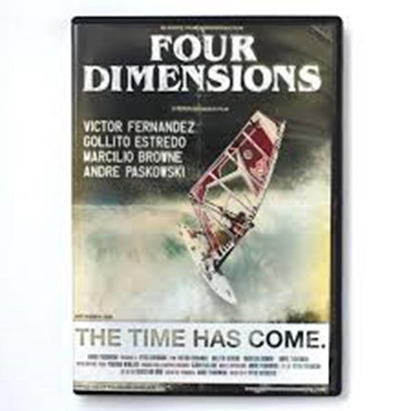 FOUR DIMENSIONS DVD