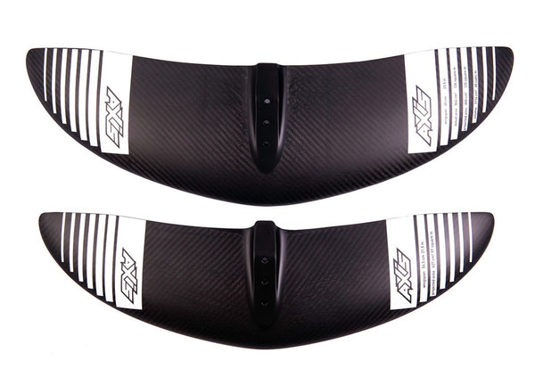 Axis K-Series Front Wing Carbon with cover