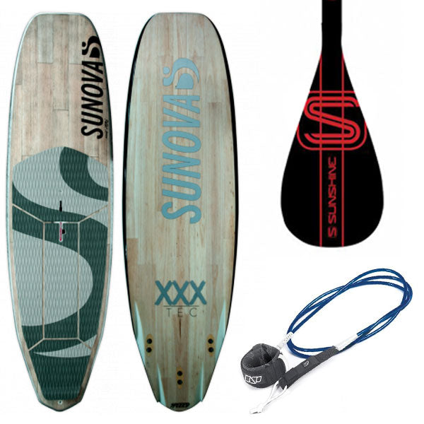 Sunova Speeed SUP Surf Package