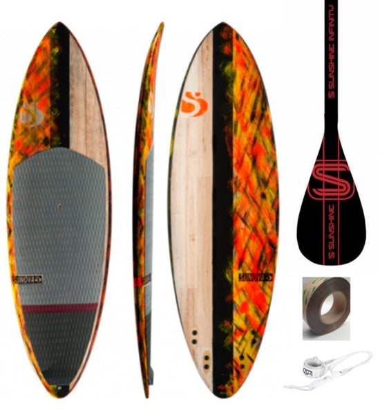 Sunova Flash SUP Surf Package
