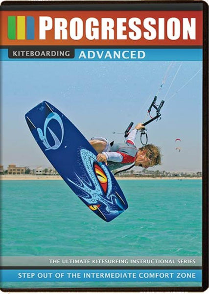 Progression KITEBOARDING ADVANCED DVD