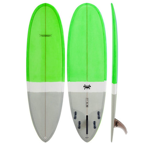 2019 Modern Surfboards MD Love Child PU