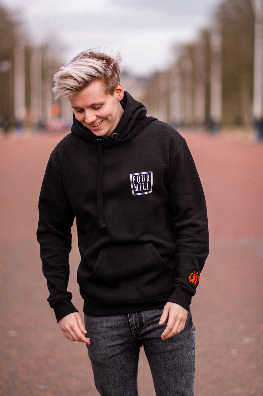 MILLION IV Black Hoodie
