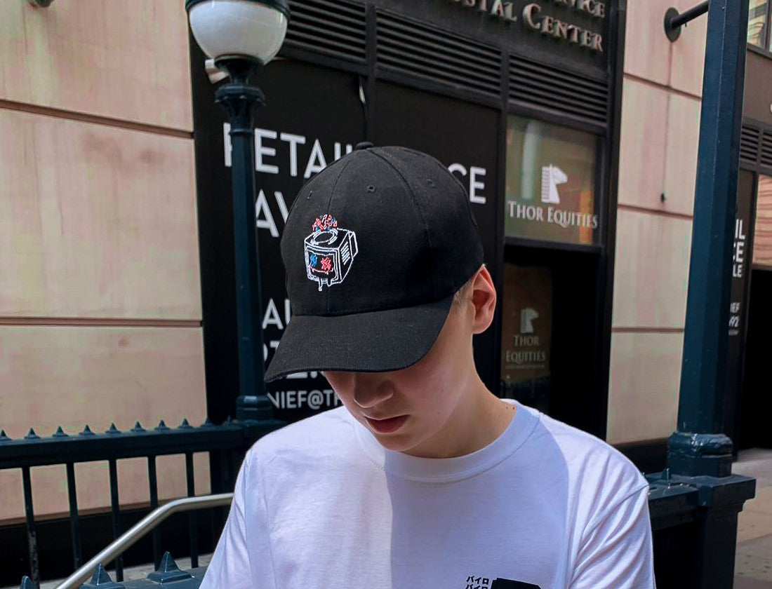 Pyrocynical Epically Made Premium Baseball Cap