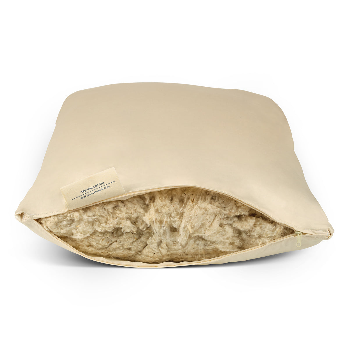 Organic Cotton Bed Pillow