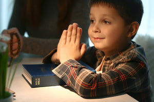 How to Celebrate Mass from Home with Kids