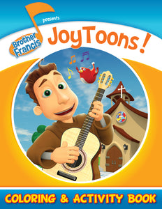 Brother Francis Coloring and Activity Book - Joytoons