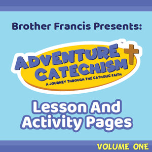 Adventure Catechism Vol. 1, Lesson and Activity Pages