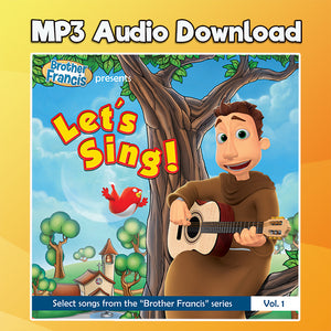 I'm Loved by a Loving Father MP3 download from Let's Sing CD