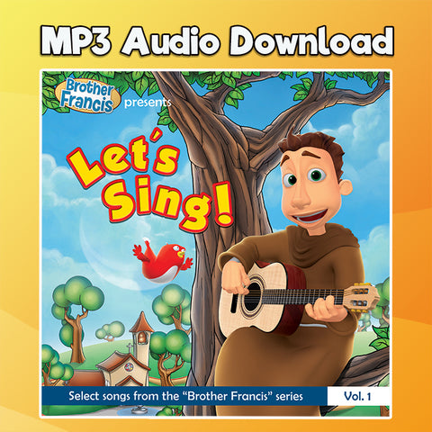 "Let's Pray MP3 download from ""Let's Sing"""