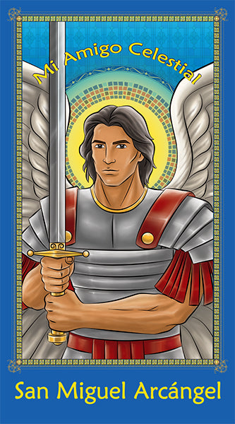 Prayer Card - Saint Michael the Archangel