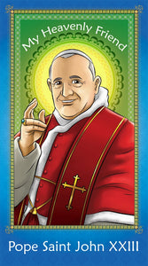 Prayer Card - Pope Saint John XXIII