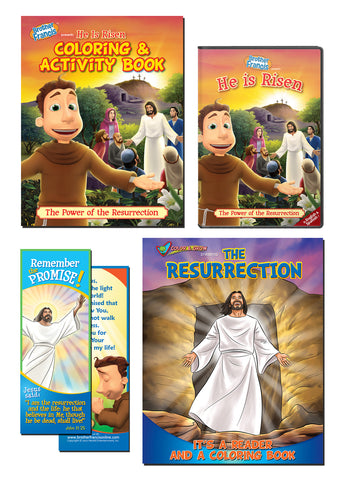 Brother Francis Easter Bundle