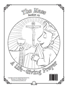The Mass - Booklet 01 (Pack of 25)