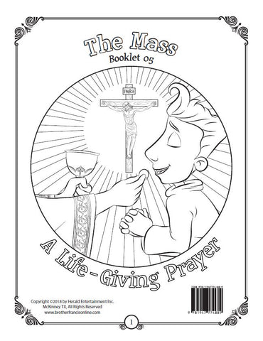 The Mass - Booklet 02 (Pack of 25)