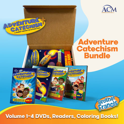 Adventure Catechism 4-Pack Bundle