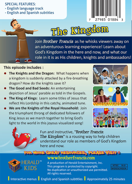 Brother Francis DVD Ep. 18: The Kingdom
