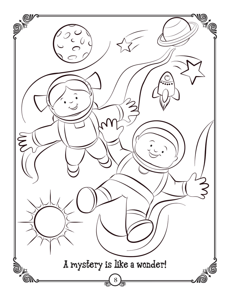 Rosary Coloring Pages by Heaven's Little Helper - Teresa Herkel | TpT | 1200x927