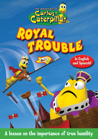 Carlos Caterpillar DVD - Ep.11: Royal Trouble