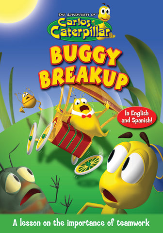 Carlos Caterpillar Episode 9 - Buggy Breakup - the importance of teamwork.