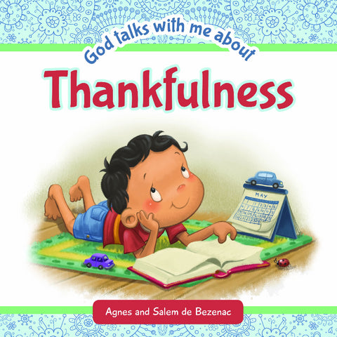 God Talks With Me About: Thankfulness