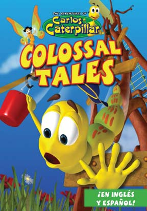 Carlos Caterpillar Episode 01: Colossal Tales - Video Download