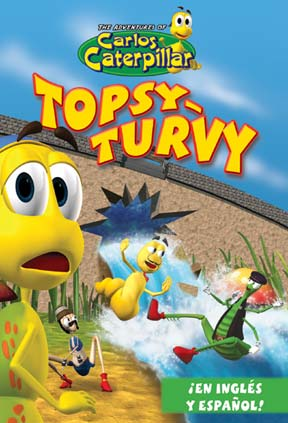 Carlos Caterpillar Episode 02: Topsy Turvy - Video Download