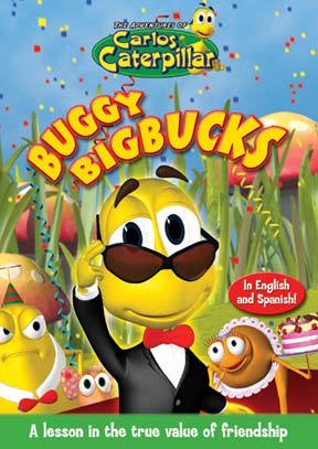 Carlos Caterpillar Episode 05: Buggy Bigbucks - Video Download