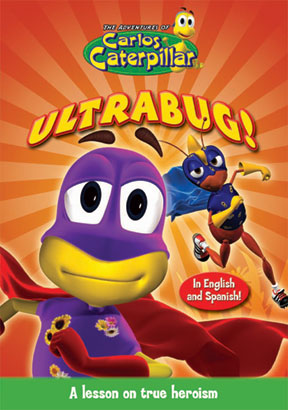 Carlos Caterpillar Episode 06: Ultrabug - Video Download
