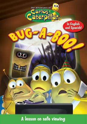 Carlos Caterpillar Episode 07: Bug-a-Boo - Video Download