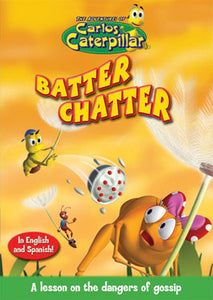 Carlos Caterpillar Episode 08: Batter Chatter - Video Download