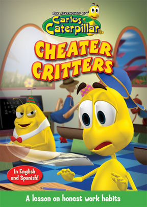 Carlos Caterpillar Episode 10: Cheater Critters - Video Download
