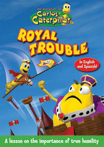 Carlos Caterpillar Episode 11: Royal Trouble - Video Download