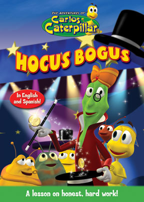 Carlos Caterpillar Episode 12: Hocus Bogus - Video Download