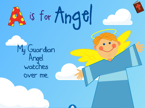 A is for Angel - Android app
