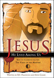 Book:  Jesus: He Lived Among Us