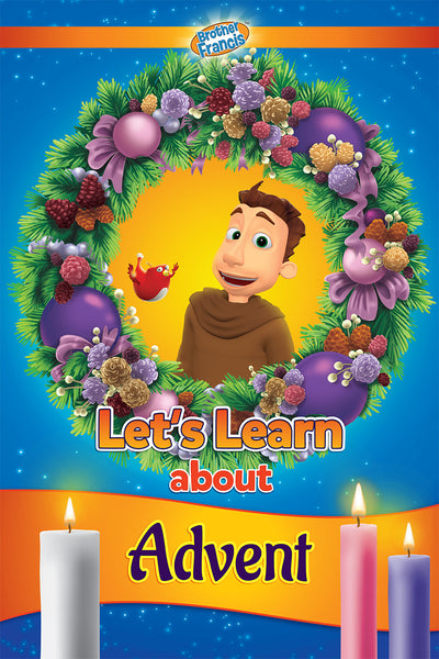 Let's Learn About Advent - Reader