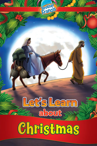 Let's Learn About Christmas - Reader