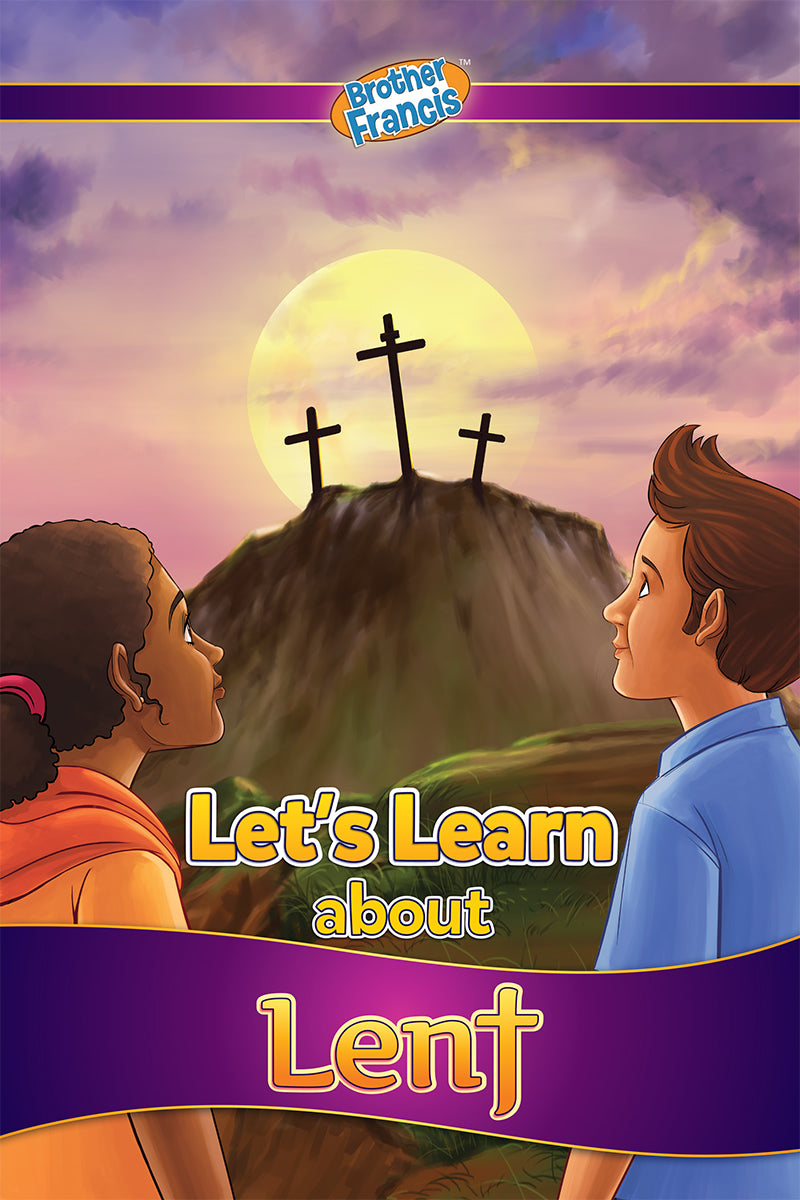 Let's Learn about Lent - Reader