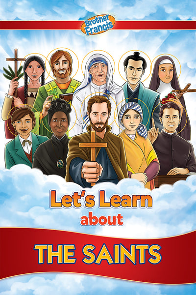Let's Learn about the Saints - Reader