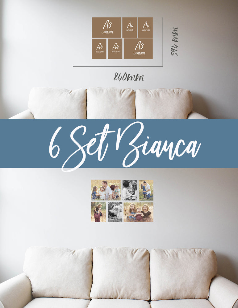 Story Wall Collage | 6 Set | Bianca Set