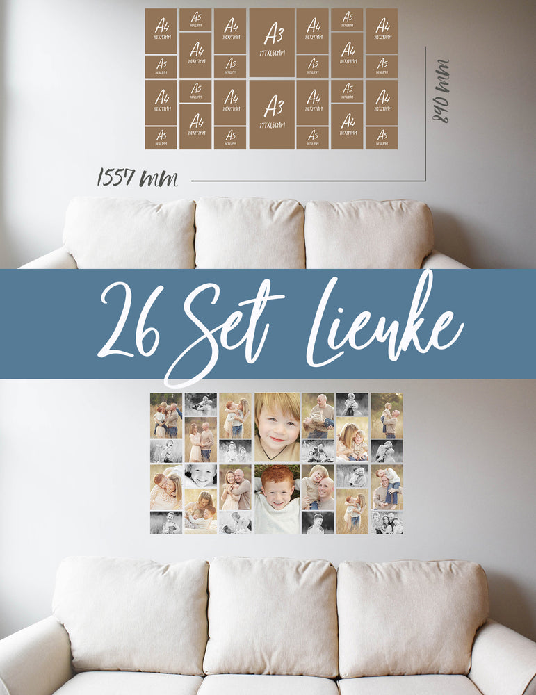 Story Wall Collage | 26 Set | Lienke