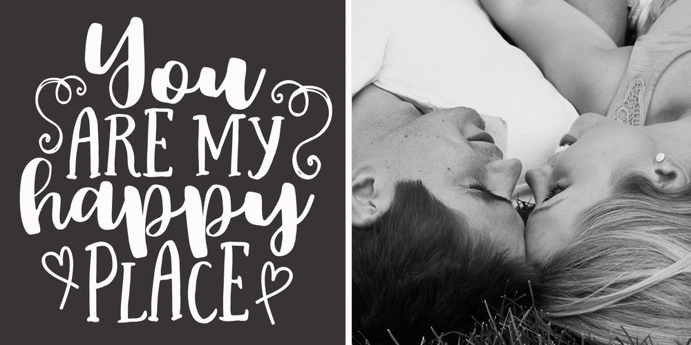 200x400 | LOVE | You are my happy place