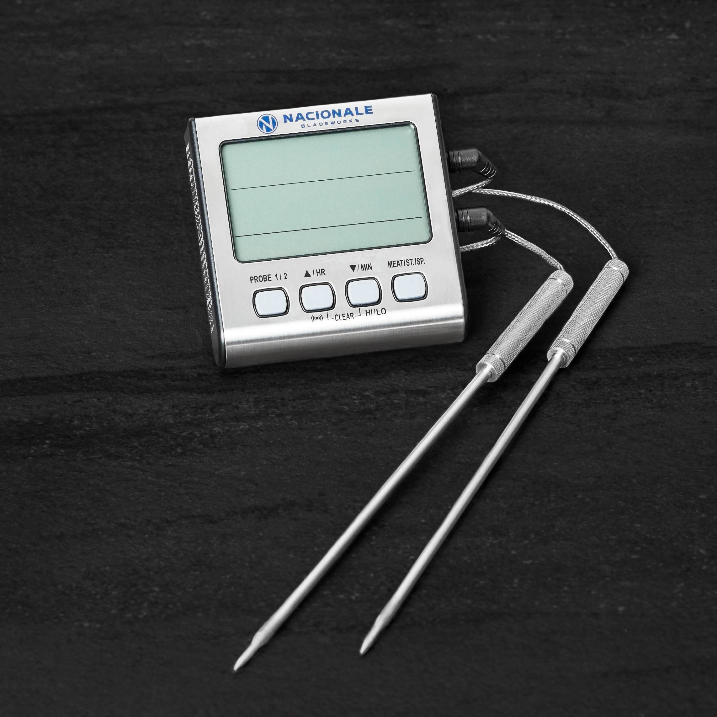 ThermoPro Digital Food Thermometer with Dual Probes
