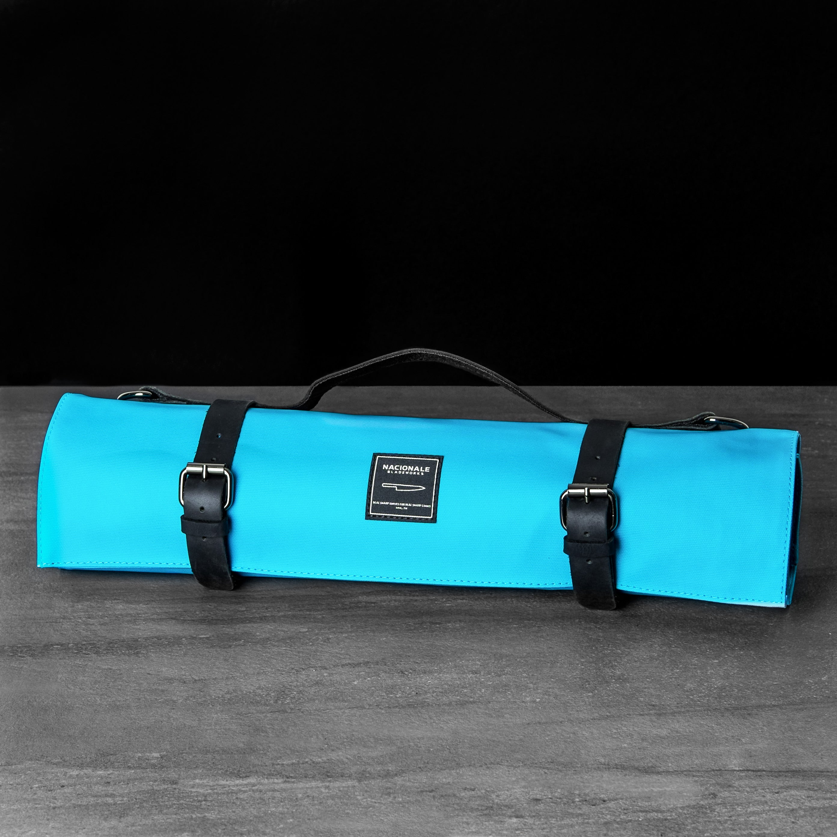 Turquoise Knife Bag (Water-Resistant)