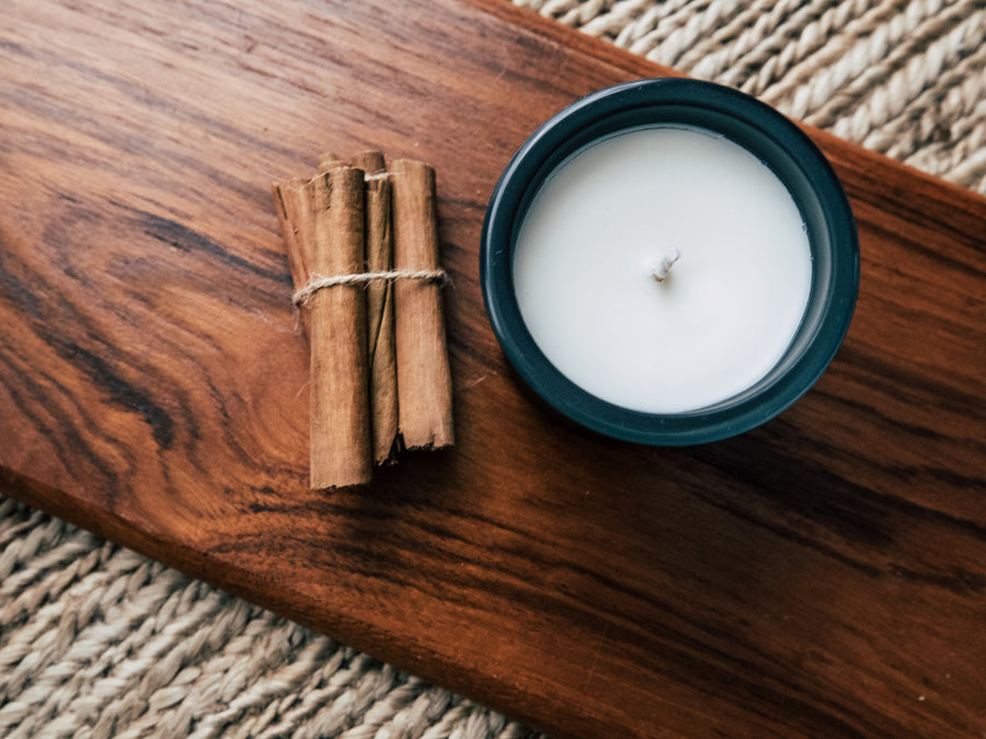 Create scented candle - Four Leaves