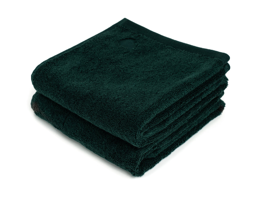Kandalama green junior towel (set of two) - Four Leaves
